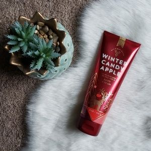 Other - New Winter Candy Apple body cream